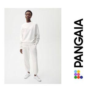 Pangaia Off-White Unisex 365 Sweatshirt Medium